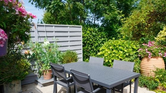 Ways In Which You Can Create Your Own Garden Terrace