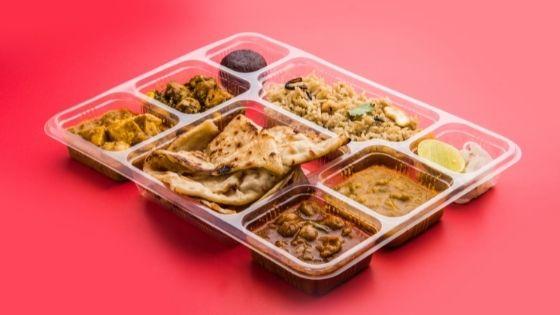 Best Birthday Vegetarian Thali